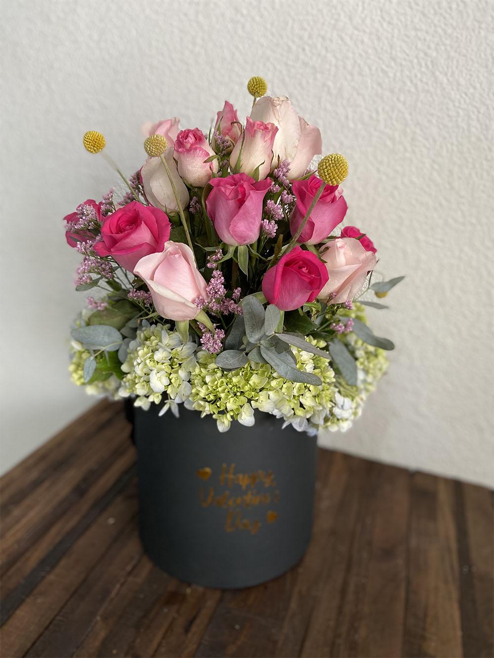 Rosas y Hortensias 2 Image